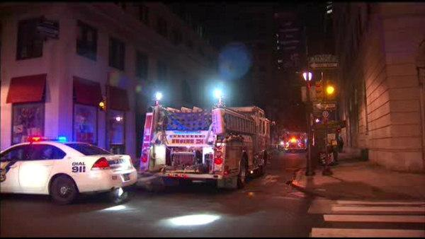 Electrical problem forces residents from Center City homes