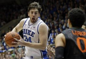Kelly lifts No. 3 Duke past No. 5 Miami 79-76