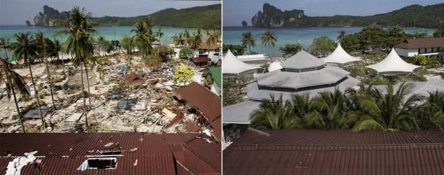 Indian Ocean tsunami: Then and now