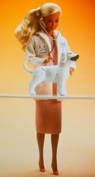 Vet Barbie (1999)