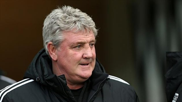 Steve Bruce is dreaming of FA Cup glory