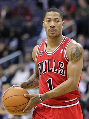 The Chicago Bulls Need to Find Derrick Rose a New Position
