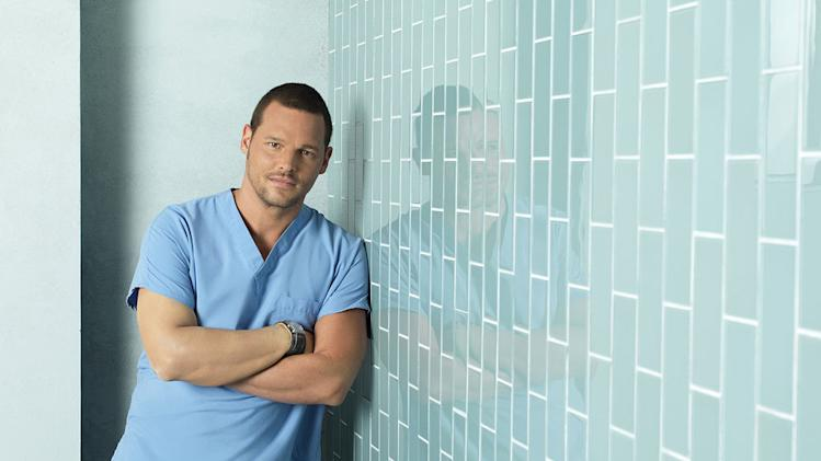 "Justin Chambers stars as Alex Karev in ""Grey's Anatomy."""