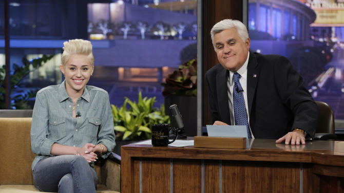 Leno: 2nd 'Tonight exit' is quits for late-night
