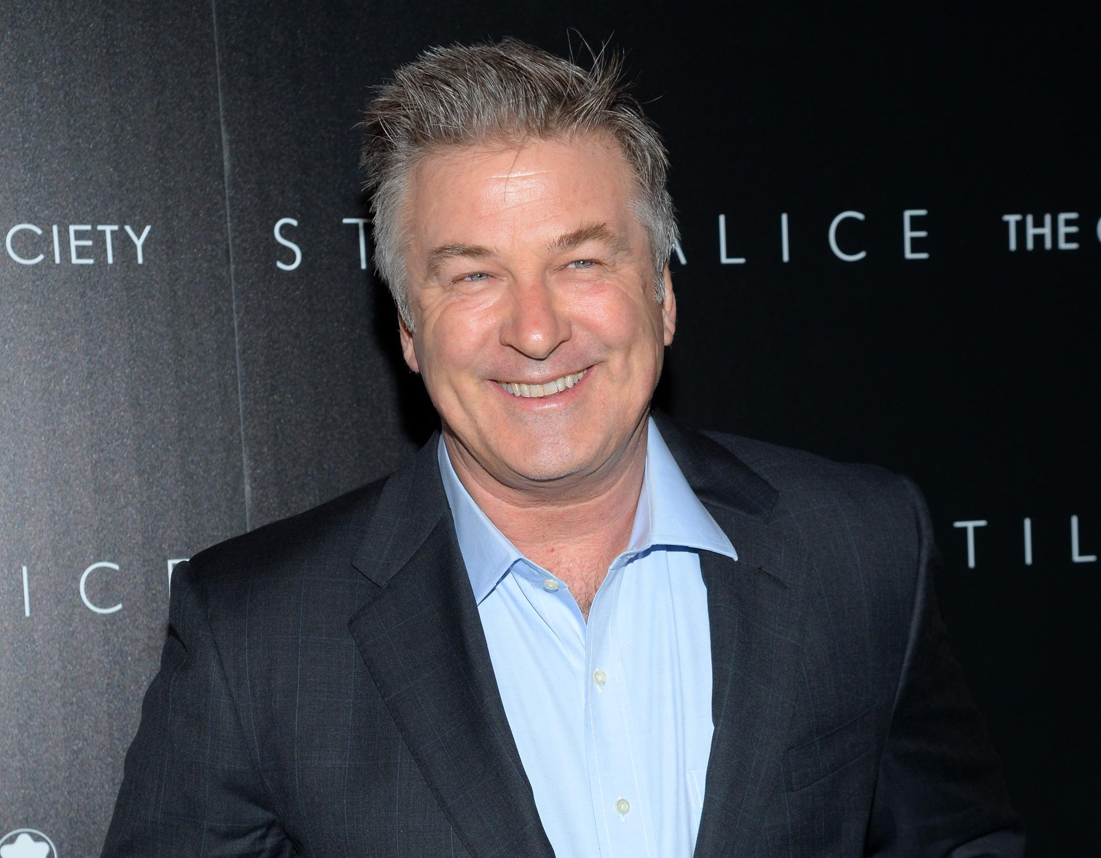 Alec Baldwin memoir to be published in fall 2016