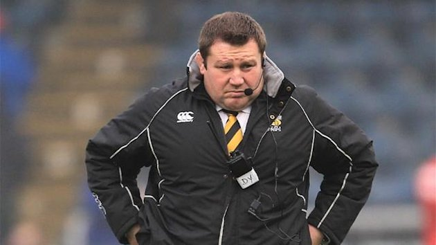 2011 RUGBY London Wasps' Director of Rugby Dai Young