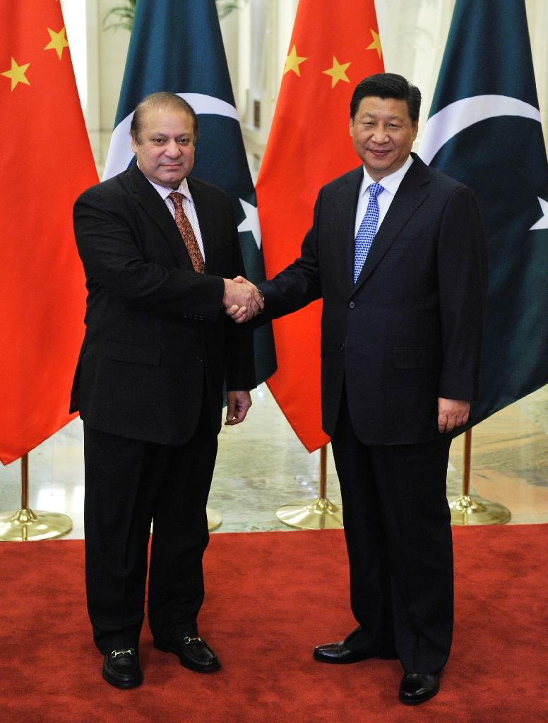 China offering Pakistan 'huge' financing