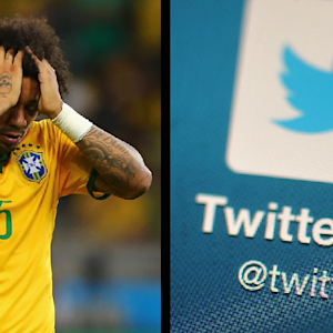 Brazil blows up and so does Twitter