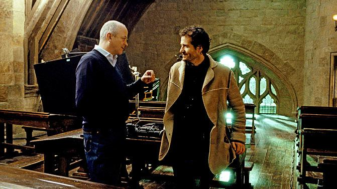 Harry Potter and the Order of the Phoenix 2007 Warner Bros. Pictures David Barron David Heyman
