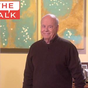 The Talk - Tim Conway on Retiring Rumors & 'Burnett Show'