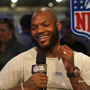 Chicago Bears tight end Martellus Bennett wants to host the Super Bowl halftime show