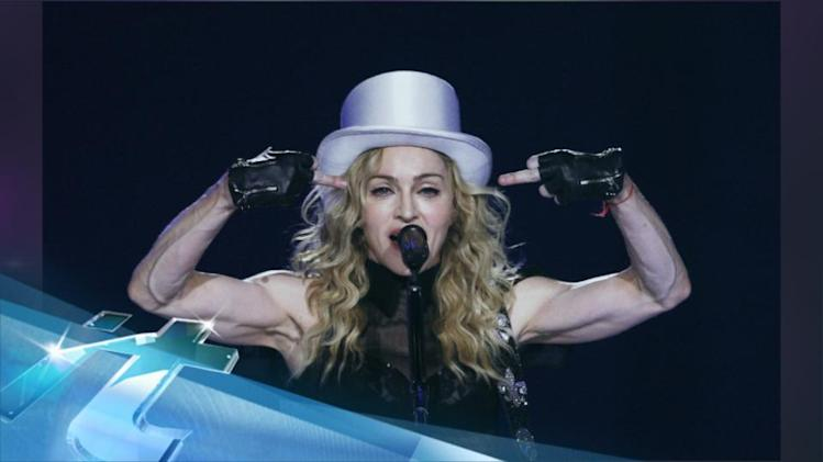 Madonna Goes Double-Nickels
