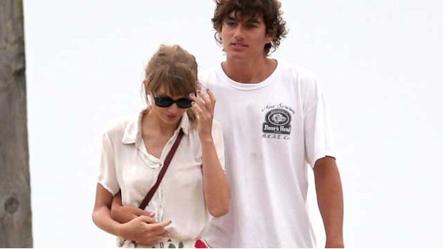 Taylor Swift and Conor Kennedy Heating Up