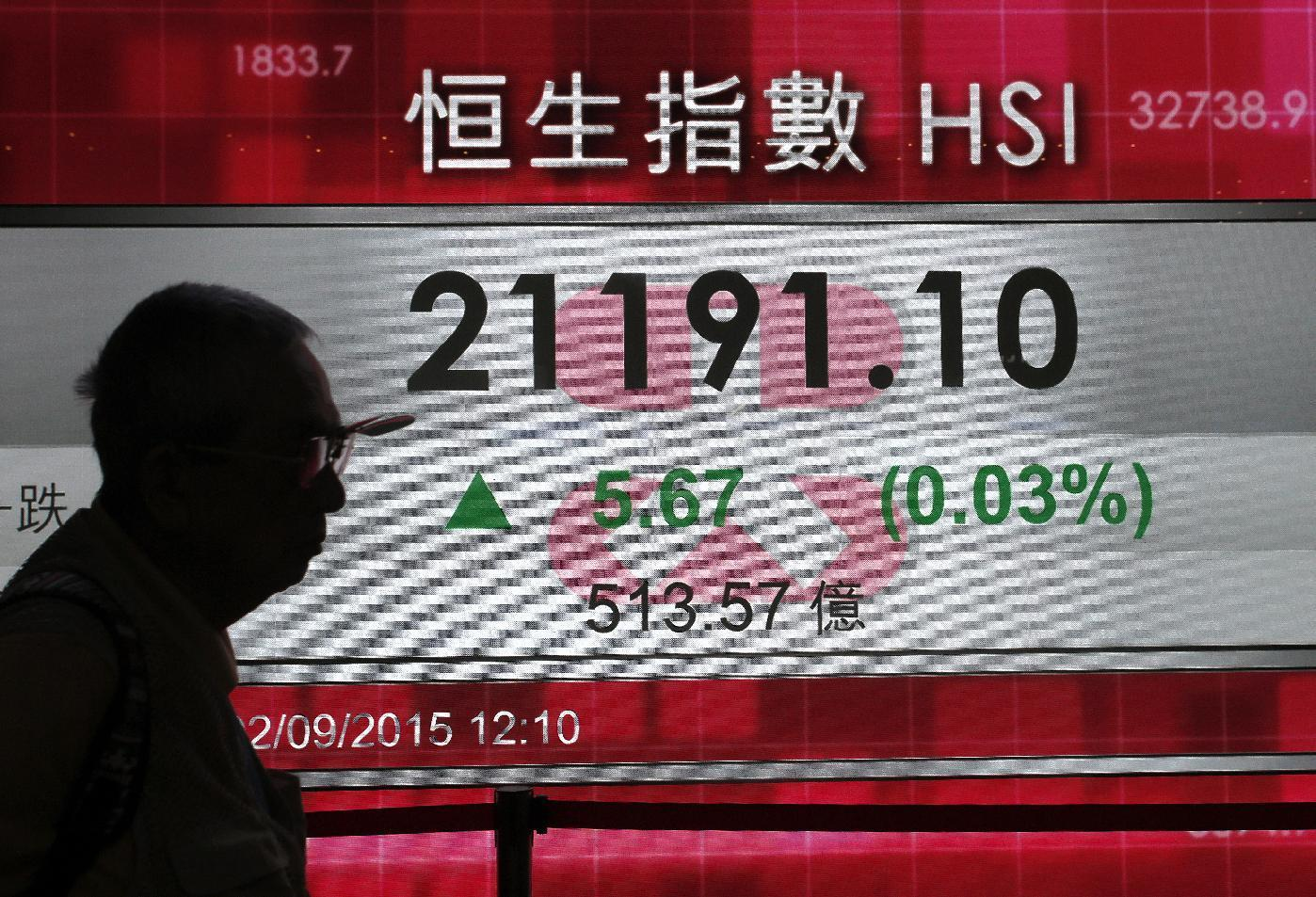 World stocks unsteady on dim growth outlook, China volatile