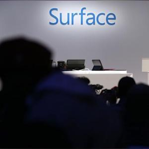 Microsoft: Yeah, The Surface RT's Name Confused Consumers