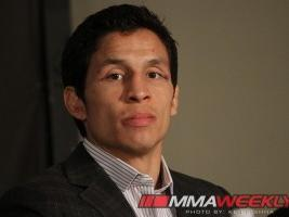 Joseph Benavidez Has Always Considered Himself the No. 1 UFC Flyweight Contender