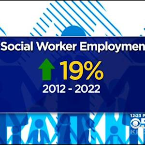 Social Worker Jobs Among Nation's Fastest Growing