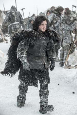 Kit Harington as Jon Snow in 'Game of Thrones' Season 3 -- Helen Sloan/HBO