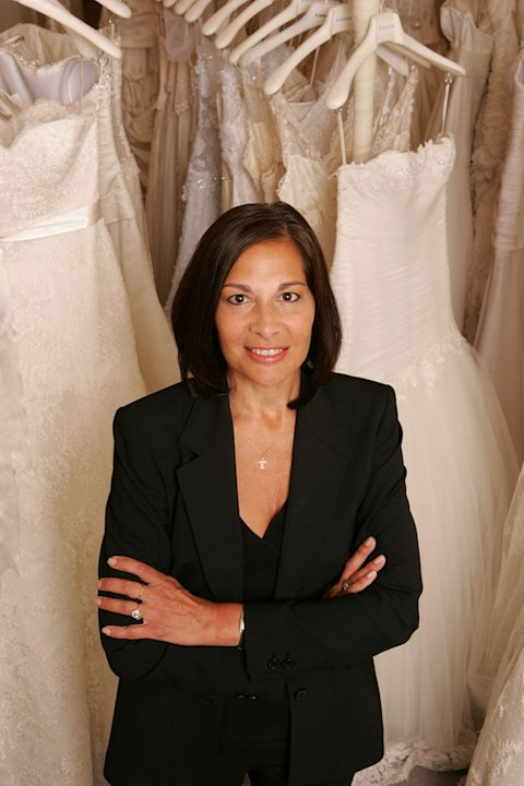 Debbie, a bridal consultant at Kleinfeld Bridal, on &quot;Say Yes to the Dress.&quot; 