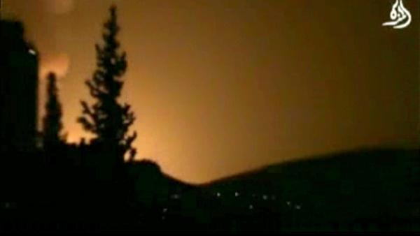 Israeli strike kills 42 Syrian soldiers