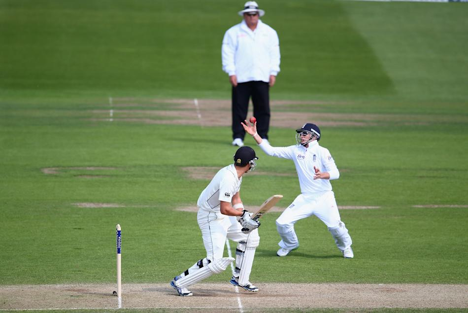England v New Zealand: 2nd Investec Test - Day Three