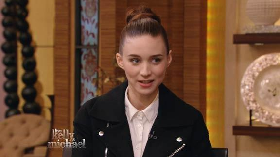 Rooney Mara's Miserable First Job