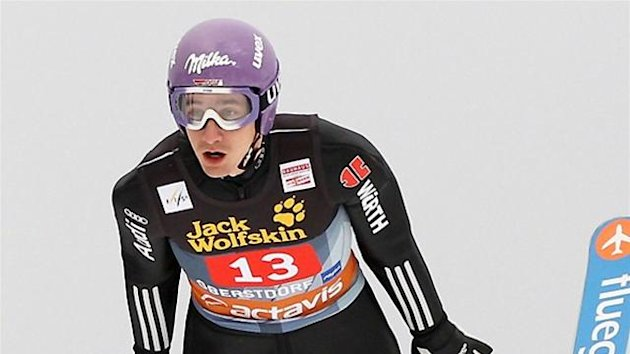 Ski Jumping 2011/12 Oberstdorf Schmitt
