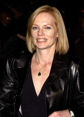 Marg Helgenberger at the Westwood premiere of Warner Brothers' Harry Potter and The Sorcerer's Stone