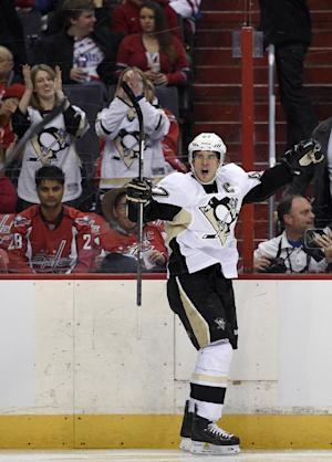 Malkin's 3 assists lead Penguins past Capitals …