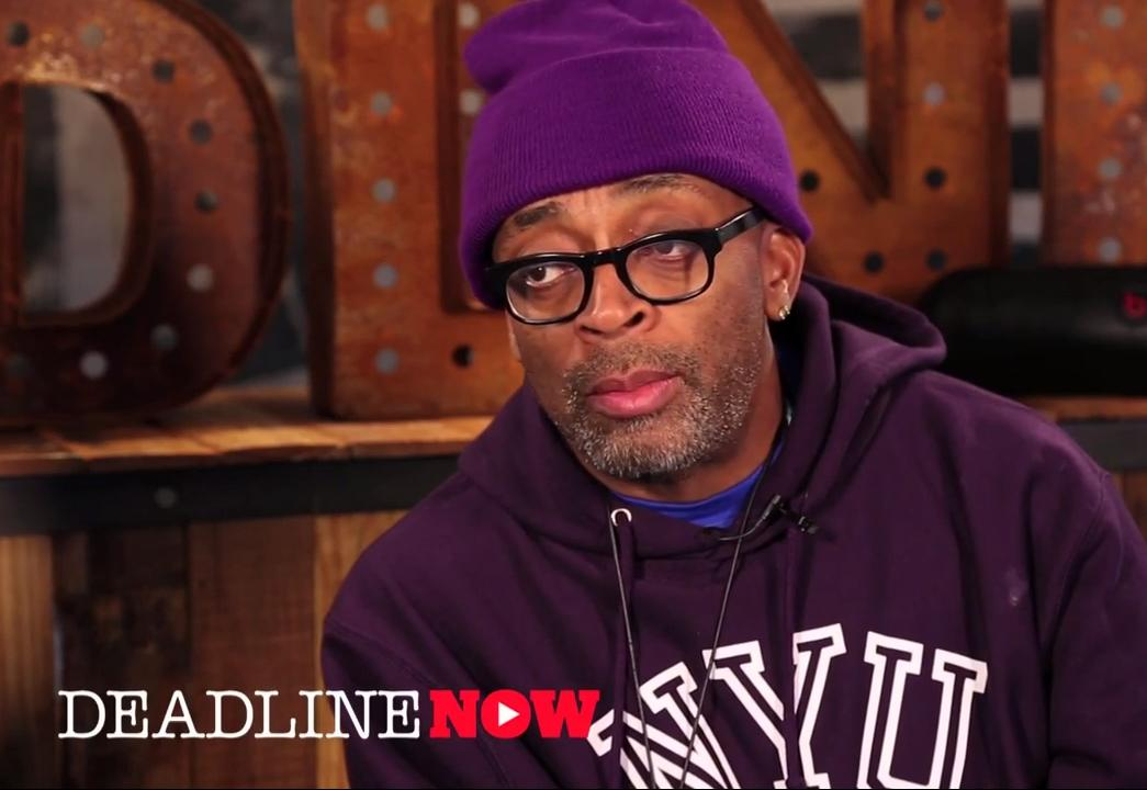 Spike Lee Talks Up 'Cronies' And Former Students At Sundance – Video