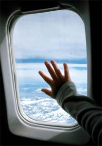Your Fear of Flying with My Children