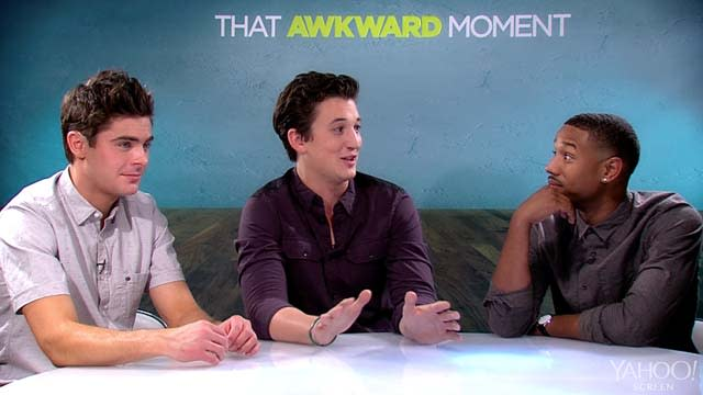 'That Awkward Moment' Insider Access: Bad Dates