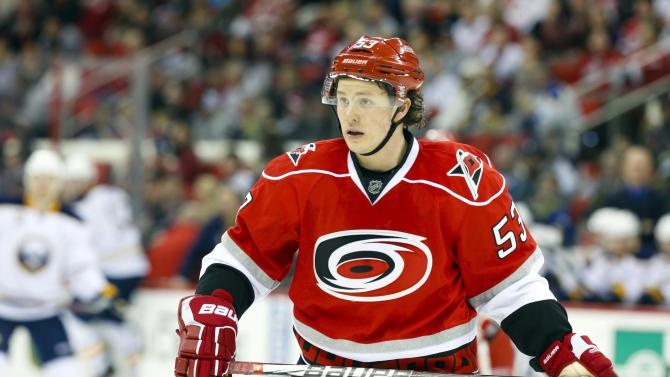 NHL: Buffalo Sabres at Carolina Hurricanes
