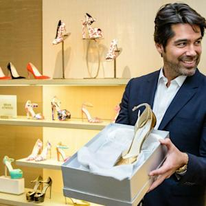 What's Next for Shoe Designer Brian Atwood?