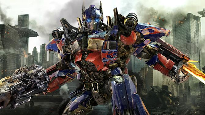 """In this publicity image released by Paramount Pictures, Optimus Prime is shown in a scene from """"Transformers: Dark of the Moon."""" The backers of the fourth installment in the blockbuster franchise announced Thursday that four people will win roles through the """"'Transformers 4' Chinese Actors Talent Search Reality Show."""" (AP Photo/Paramount Pictures)"""