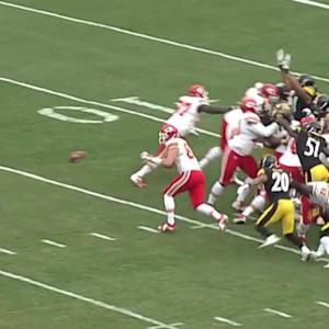 Wk 16 Can't-Miss Play: Chiefs steal first down