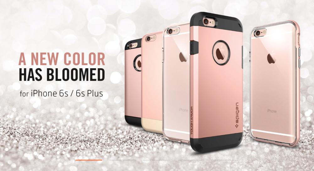Anxious iPhone 6s accessory maker is ready to sell new cases for the Rose Gold iPhone