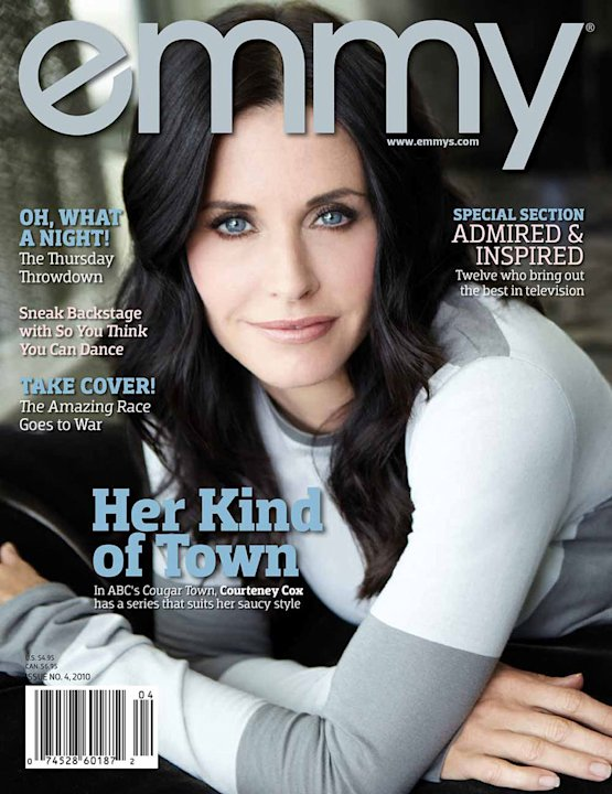 Courteney Cox in Emmy Mag&nbsp;&hellip;