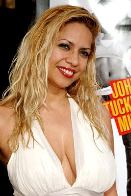 Dita de Leon at the LA premiere of 20th Century Fox's John Tucker Must Die