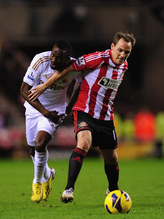 Sunderland v Swansea City - Premier League