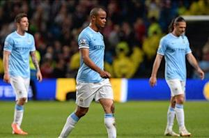 Manchester City haunted by Liverpool defeat, laments Pellegrini