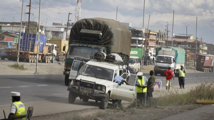 Drivers: Kenyan traffic laws increase bribe size