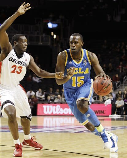 Muhammad scores 21 points, No. 11 UCLA beats Ga