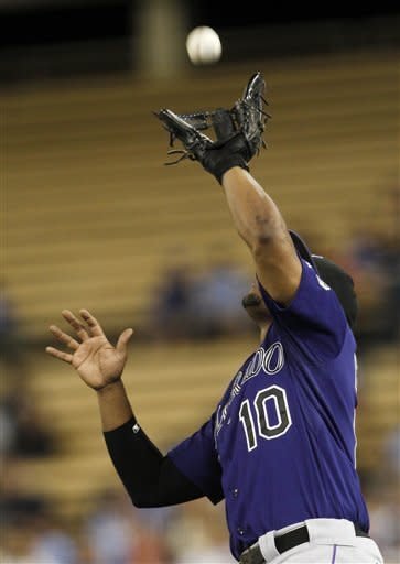 Ottavino, Rockies beat Dodgers 2-0