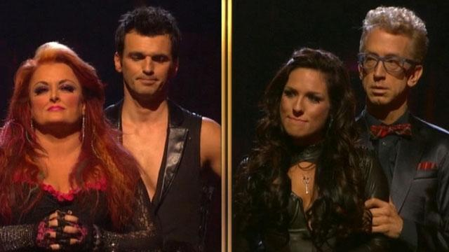 'DWTS' Week 3: Judd & Dick Face Elimination