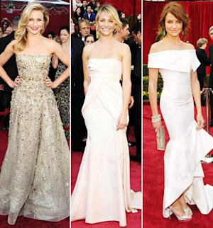 What Was Cameron Diaz's Best Oscar Dress?