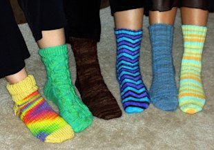 Sock Match-Off