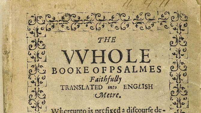 Hymnal that dates to 1640 could fetch $30M