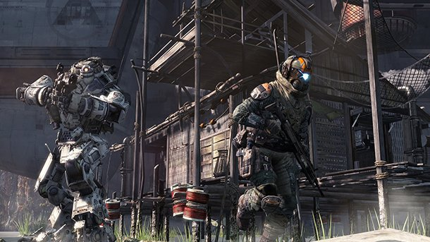 Titanfall - E3 2013 Announcement Trailer