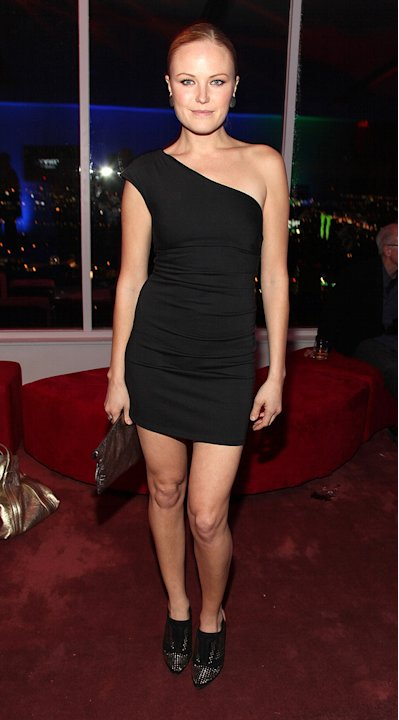 The Cove Oscar Nomination Party 2010 Malin Akerman
